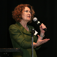 Jennifer Summit Ph.d.,Interim Provost